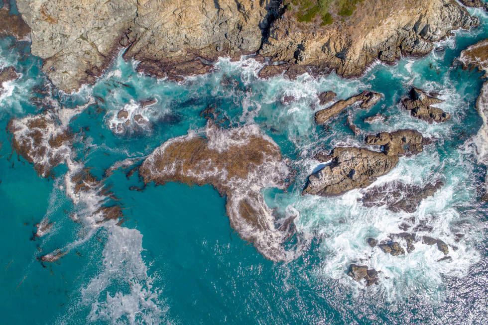 'When Opposties Attract', Big Sur, California