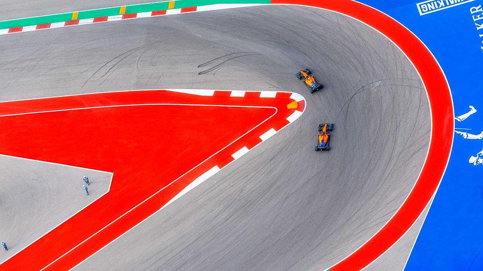 Intercooler, Formula 1, 2019