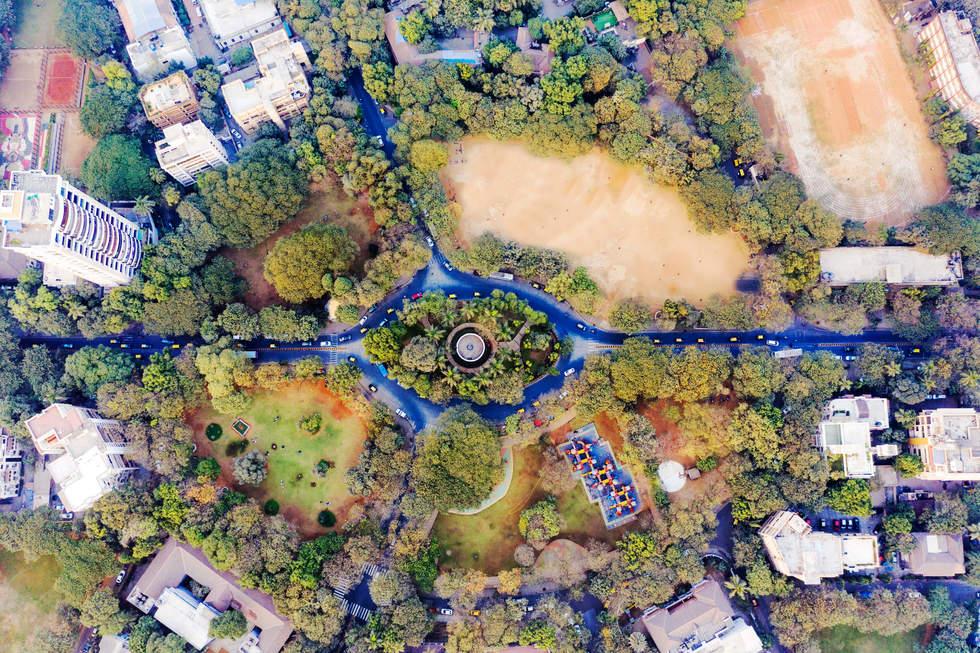 'Untitled', 5 Parks, Mumbai, India
