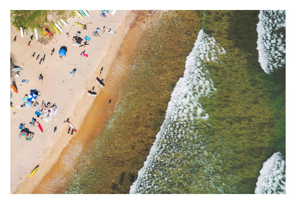 'Amped', DitchPlains Beach,Montauk, NY