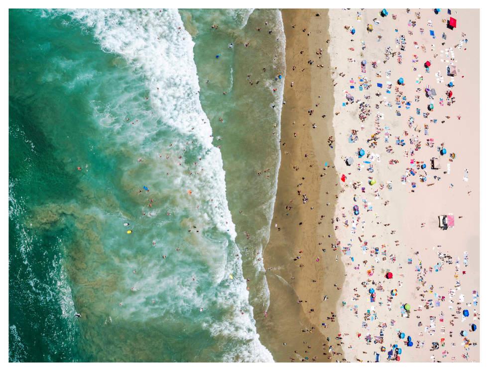 'Beach bums'