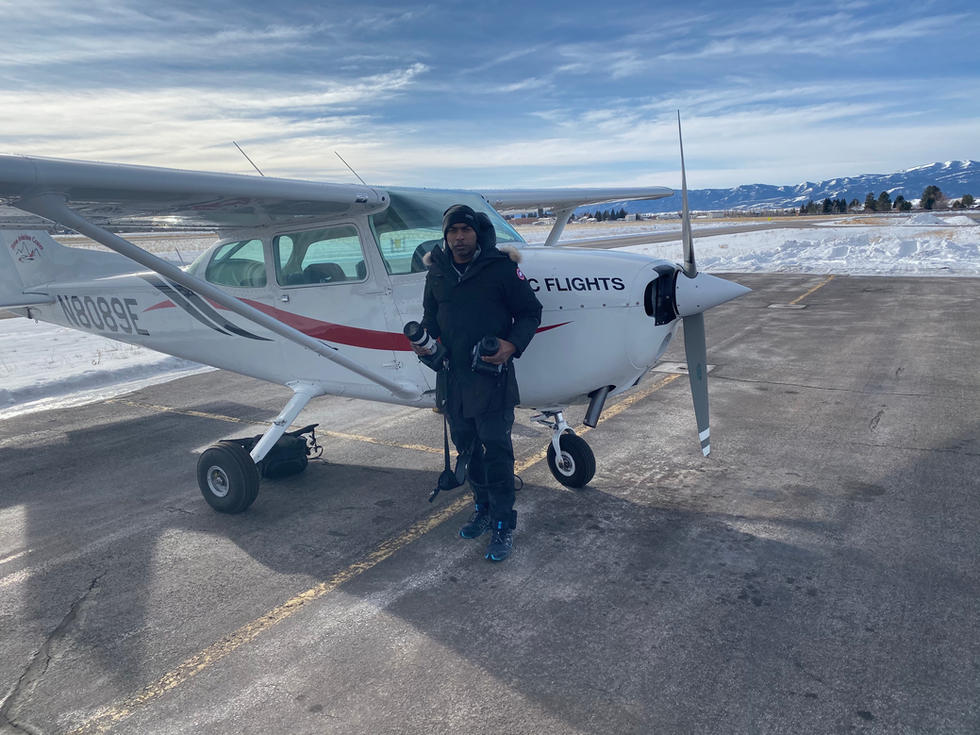 Teton Aviation, Driggs, Idaho