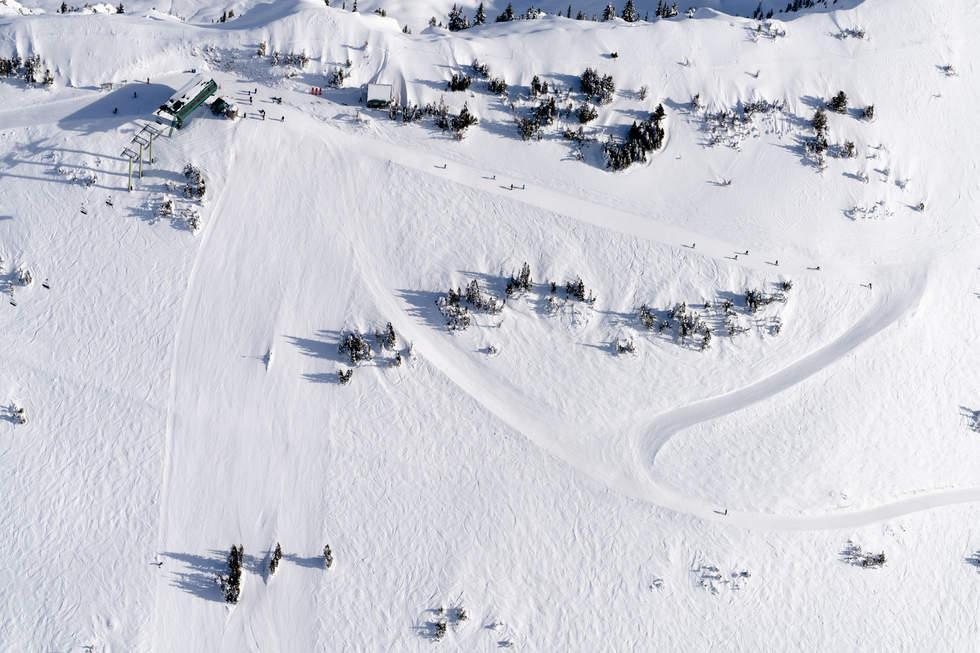 'Scurves', Jackson Hole, Wyoming