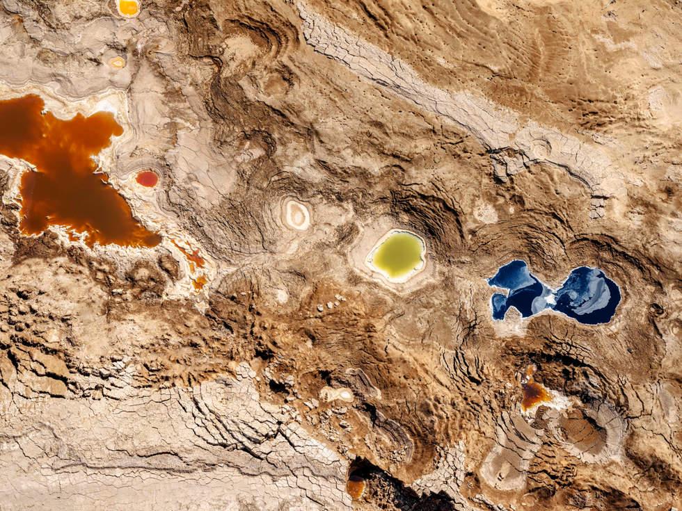 'Desert Mystery', Dead Sea, Israel