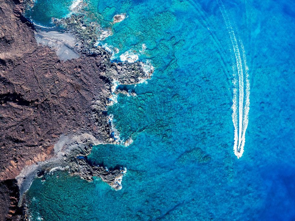 'Footprint' - Kona, Hawaii