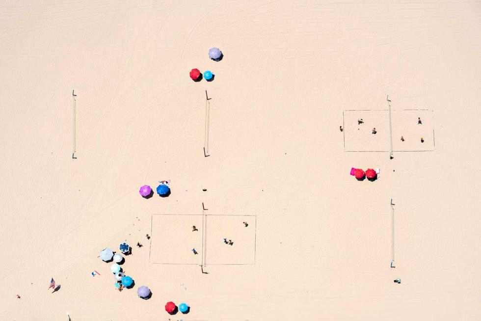'Color Codes' - Manhattan Beach, CA