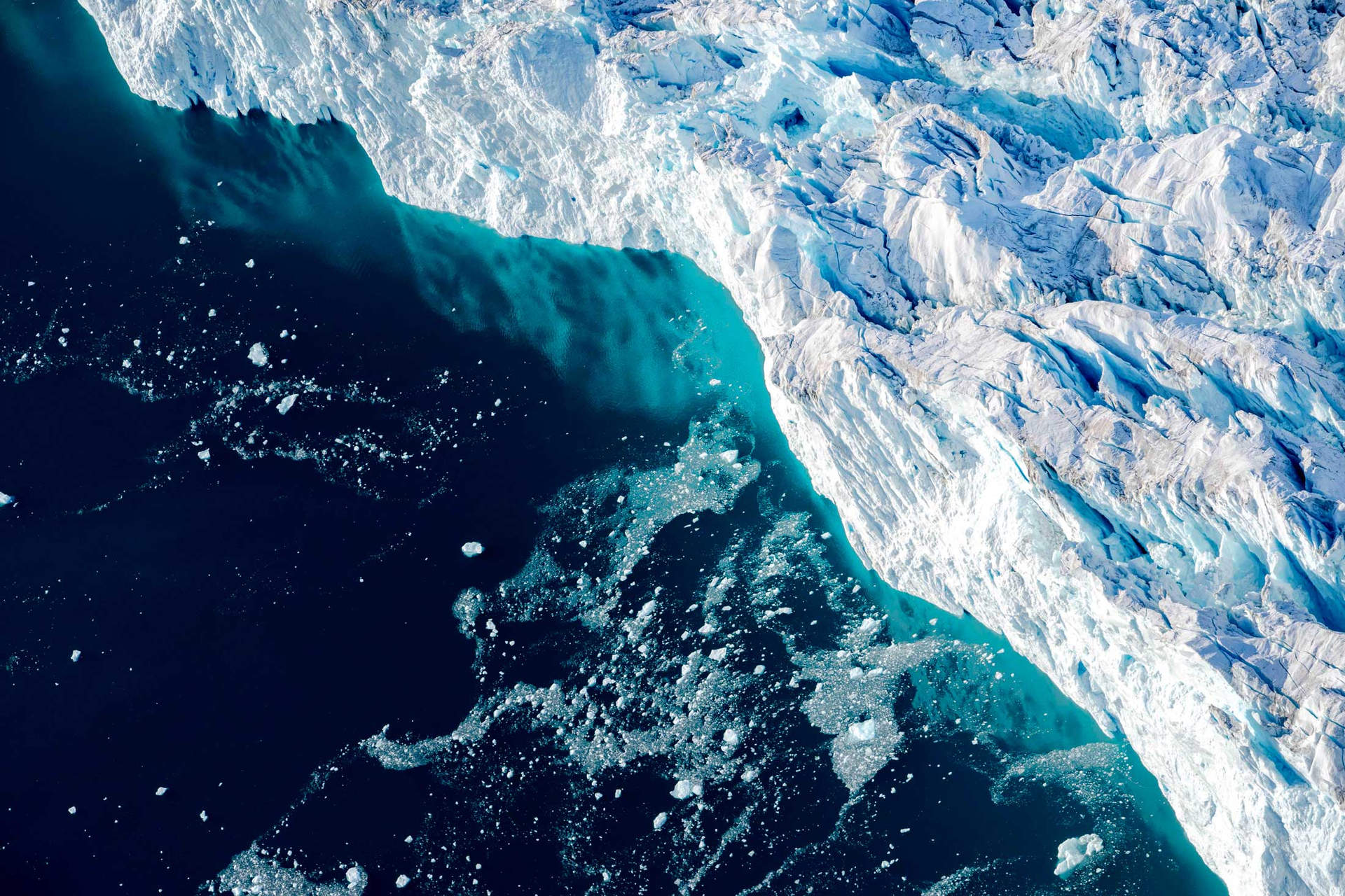 'Beautiful Giants', illustiat, Greenland