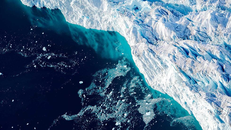Breakup, Ilulissat, Greenland 2019