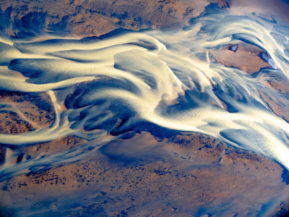 'Guilty Pleasures', Eyjafjallajökull glacial Rivers, Iceland