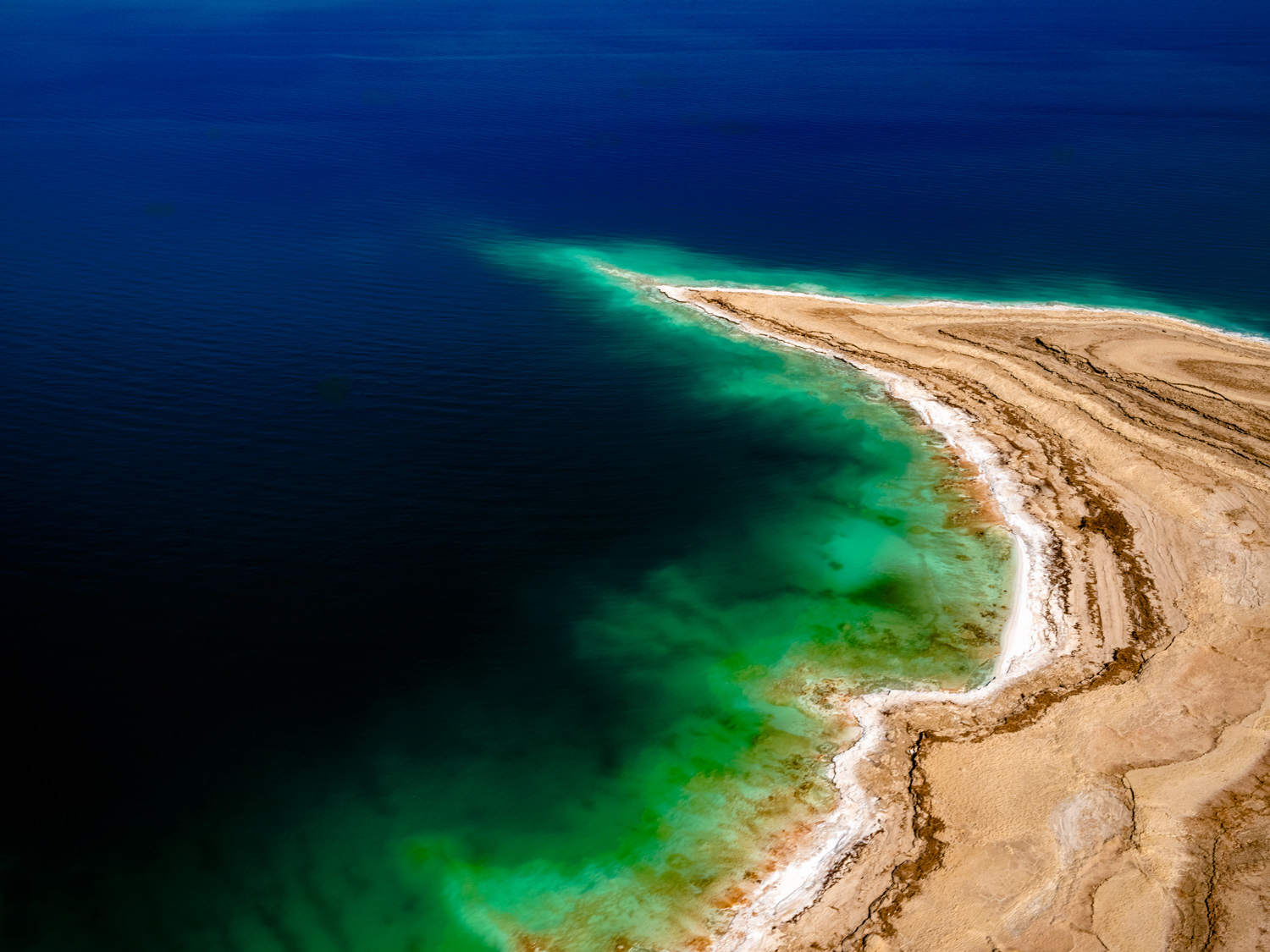 'Depth Charge', Dead Sea, Israel