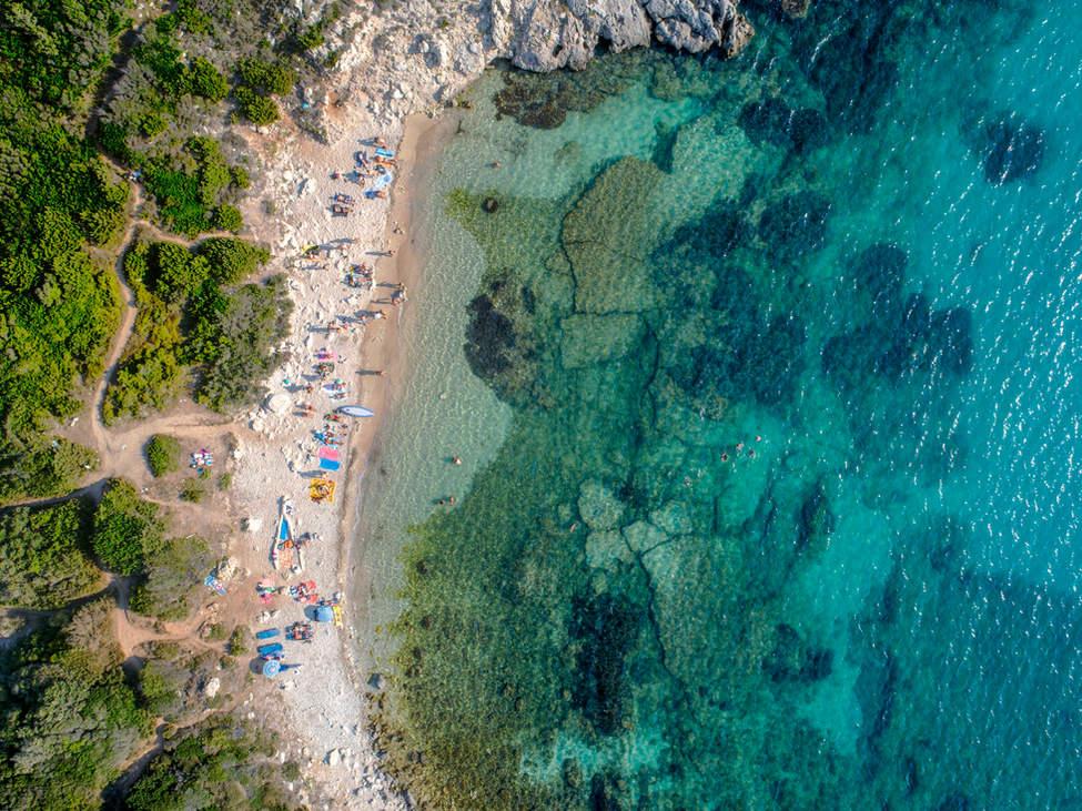 'Options', Porto Timoni, Corfu, Greece