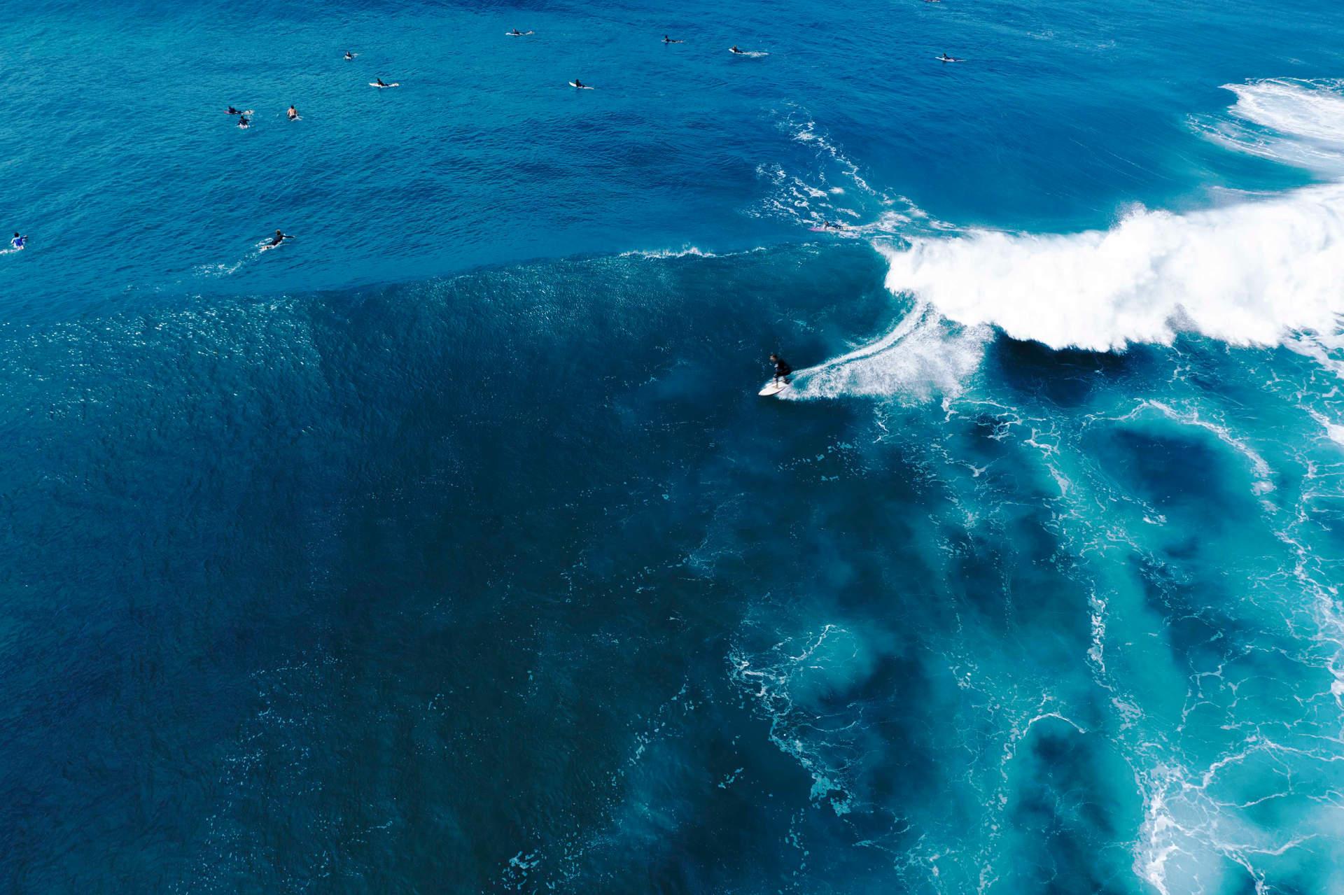 'Electric', Banzai Pipeline, Hawaii