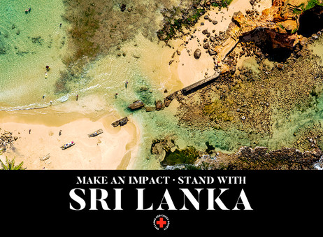 Stand With Sri Lanka.  Make an Impact