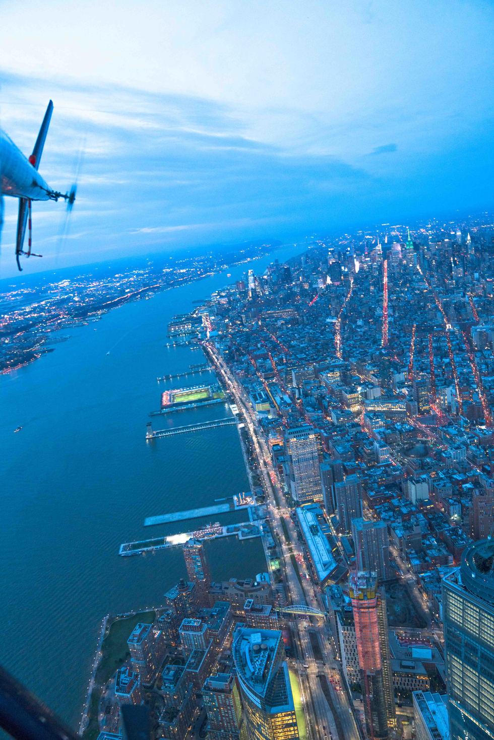 'The Lookback', Part 1, NYC