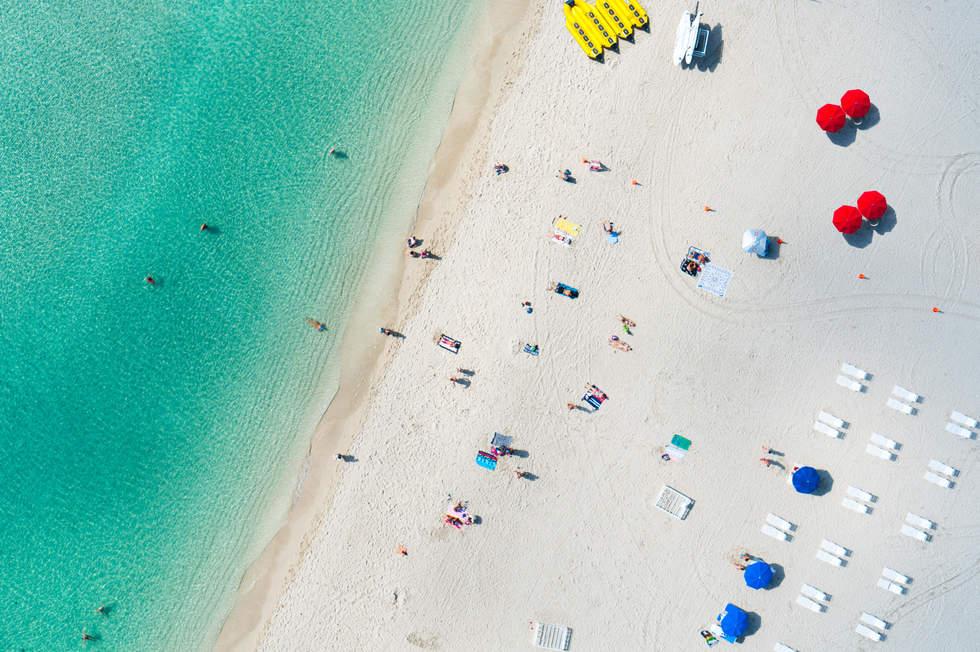 'Sobe Life', South Beach, Miami, Florida