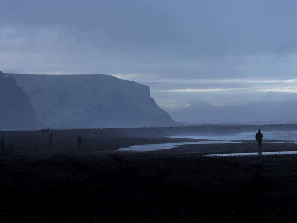'Time Traveller', Vik, Iceland, 2021