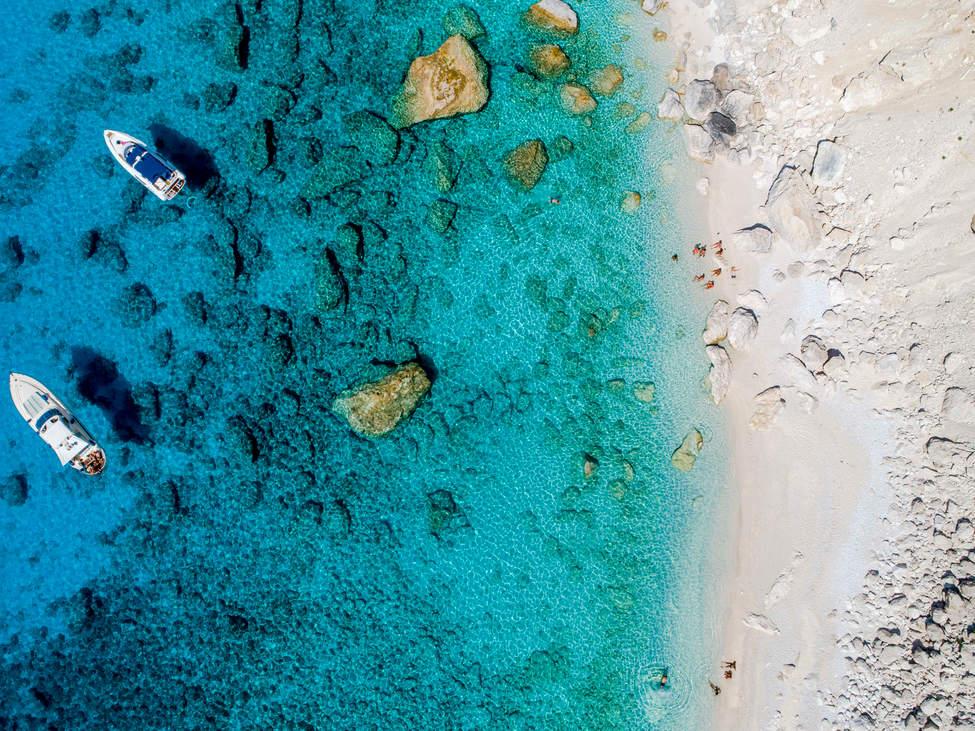 'In The Wild', Othonoi, Greece
