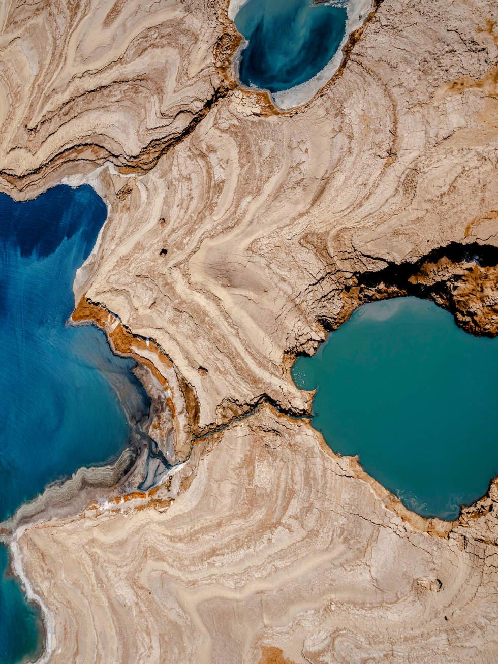 'Mohawk', Dead Sea, Israel