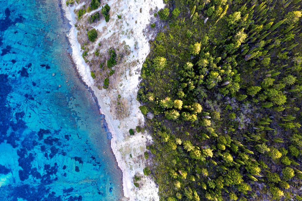 'Evergreen', Erikoussa, Greece