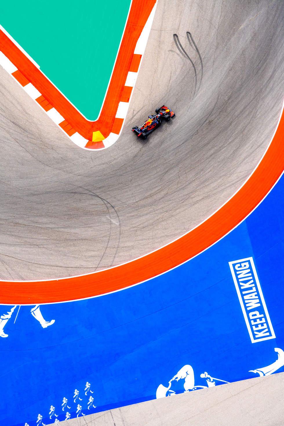 'Walker', Formula 1, Circuit Of the Americas, Austin, Texas