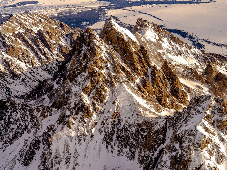 'Breathe', Grand Tetons, Wyoming