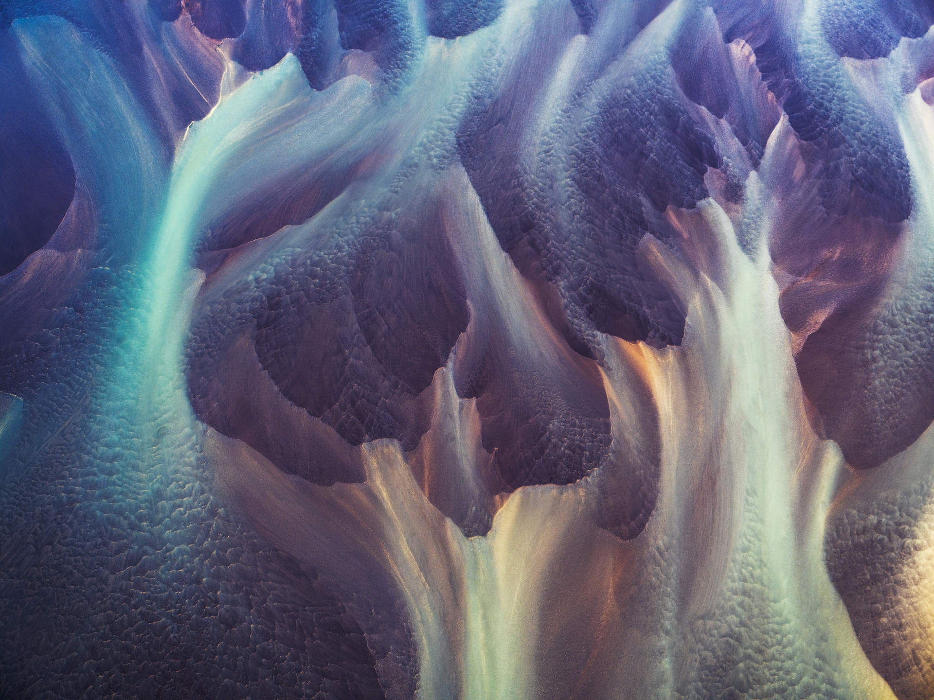 'Eyes Wide Shut', Vatnajökull Glacier, Iceland