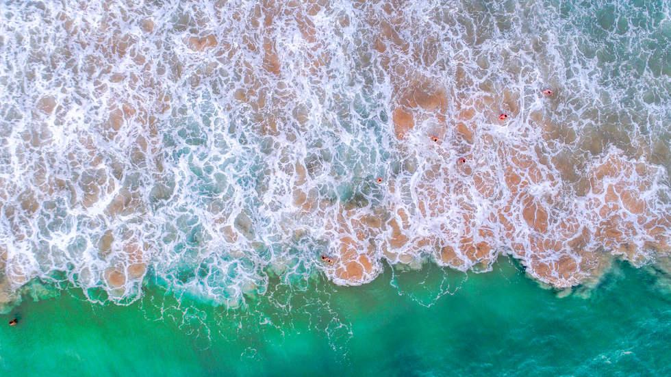 'Becoming', Ahungalla Beach, Sri Lanka