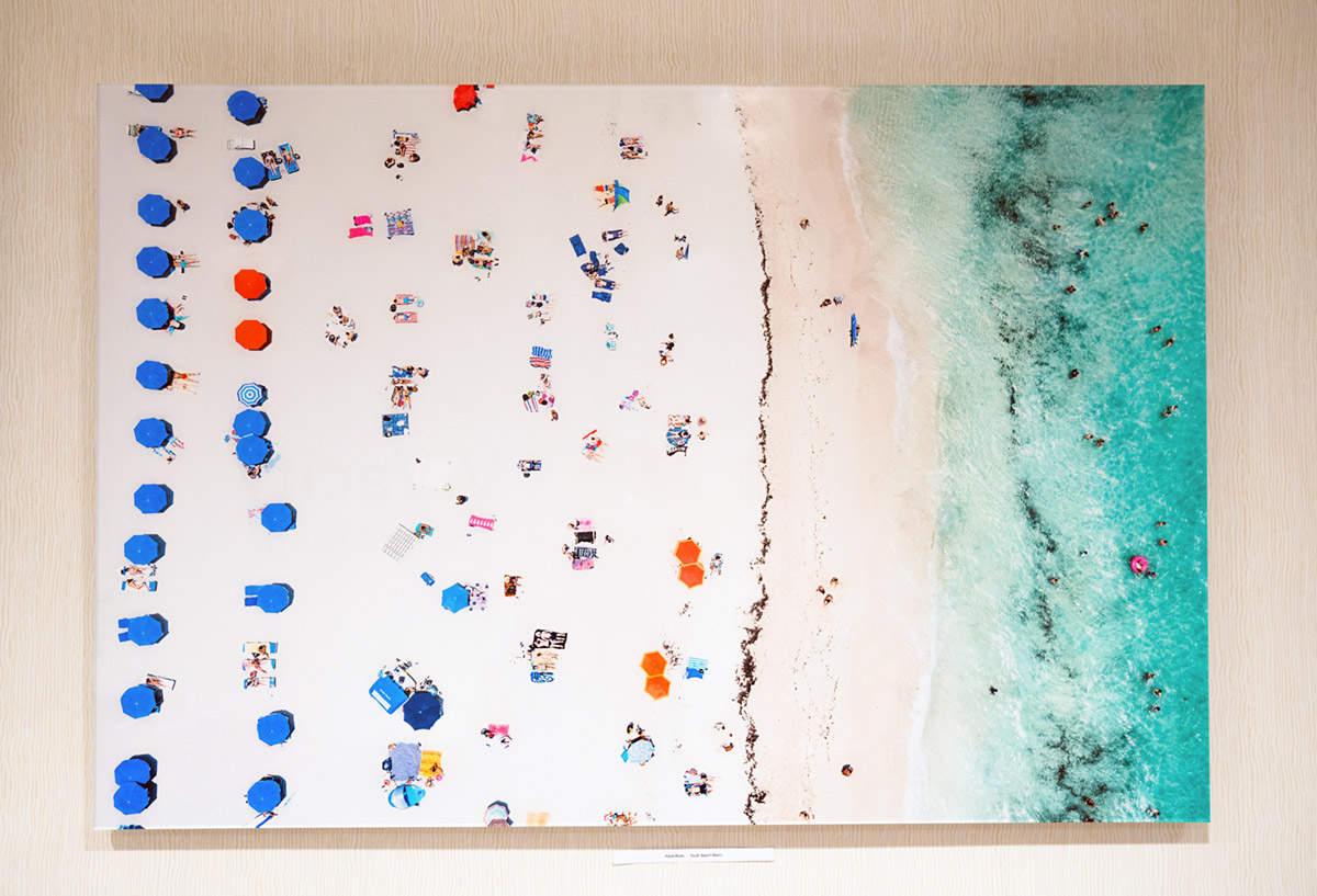 'The Blues' - Gallery Acyrlic