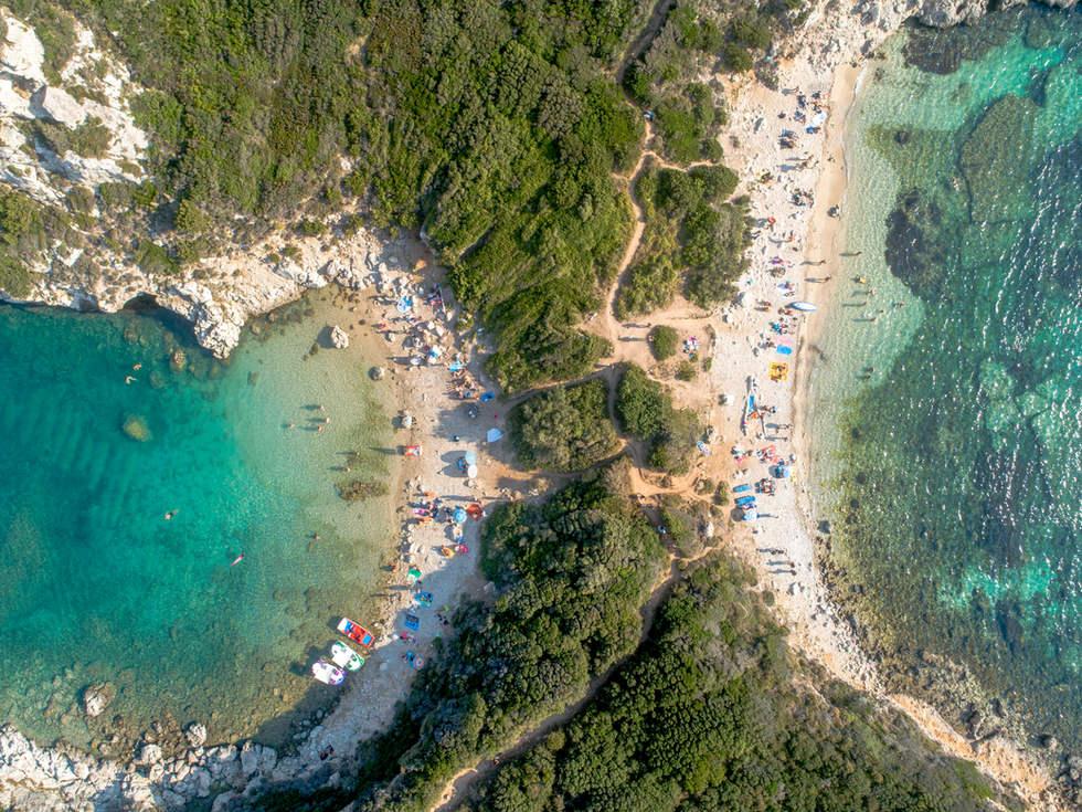 'Get with This', Porto Timoni, Greece