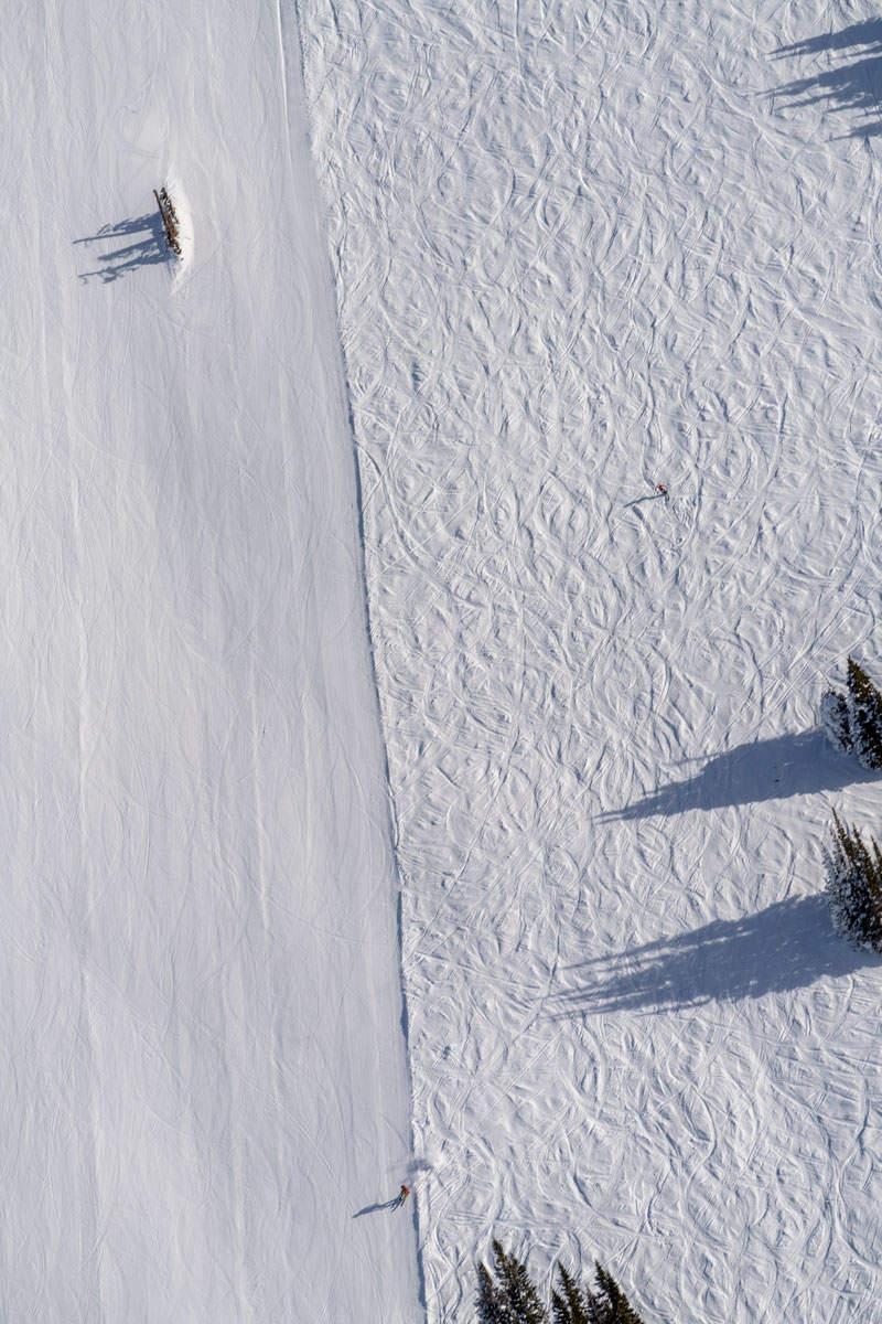 'Outside', Jackson Hole, Wyoming