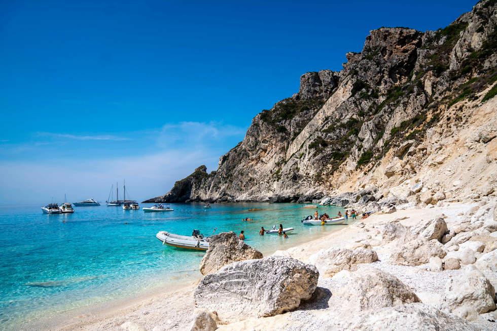'Last Days of August', Calypso Beach, Othonoi, Greece