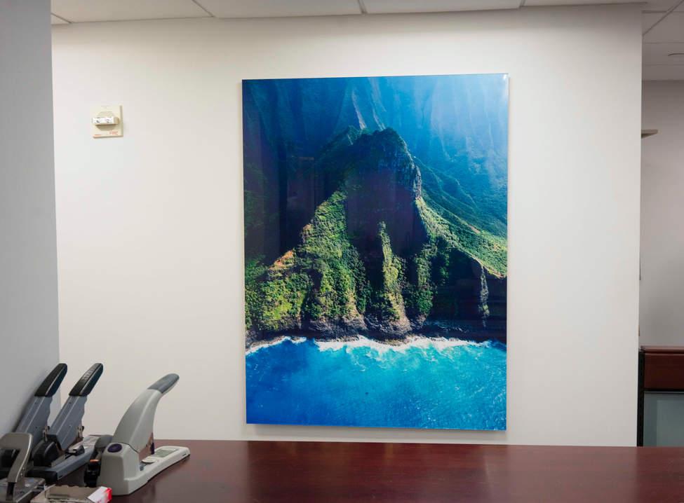 My Rock, Napali Coast, Hawaii