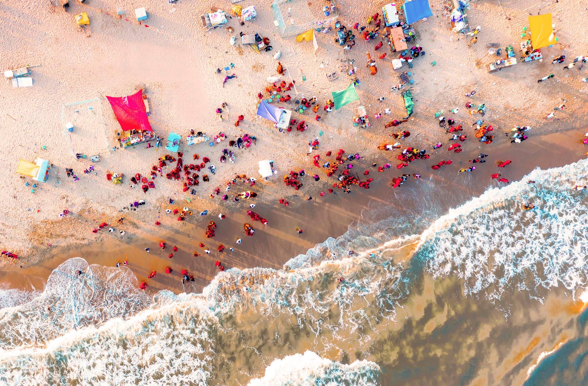'Union', Mahabalipurim Beach, Chennai, India
