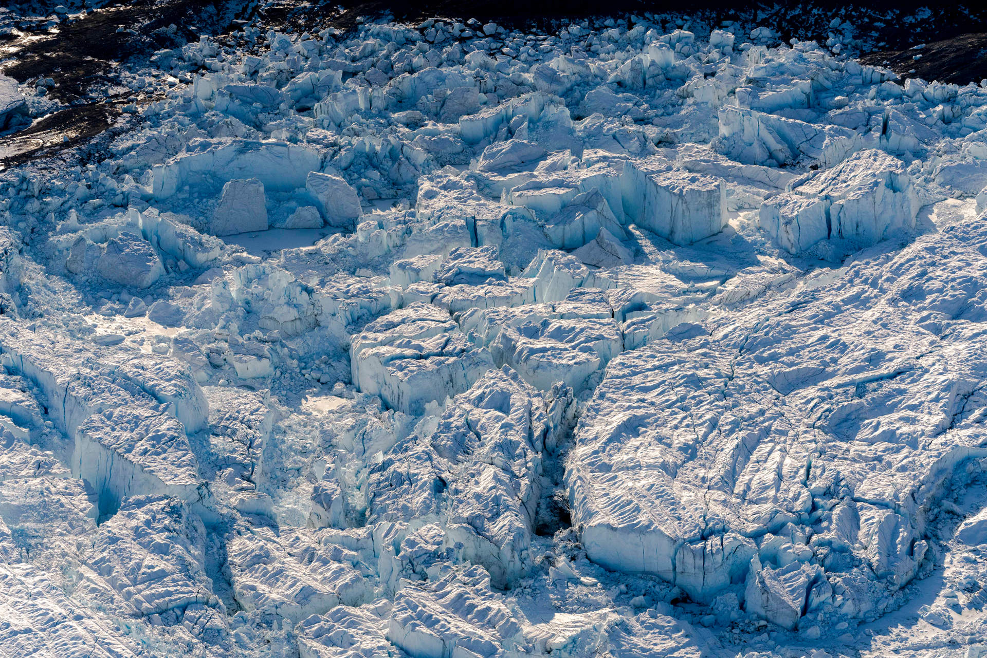 'Jigsaw', Ilulssiat, Greenland