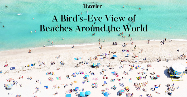 Feature in Conde' Nast Traveller