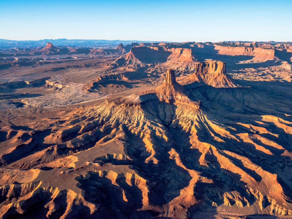 'Roots', Canyonlands, Moab, Utah