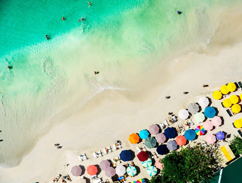 'Heart and Sol', Jost Van Dyke, British Virgin Islands