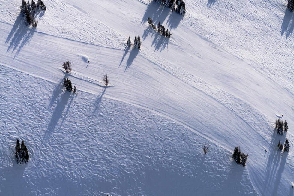'Powder', Jackson Hole, Wyoming