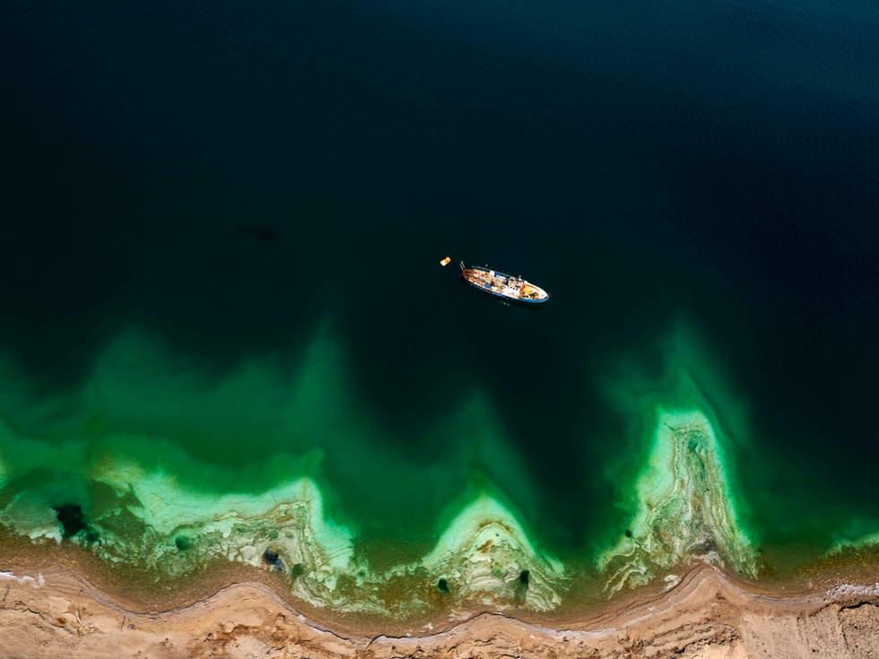 'Unchartered', Dead Sea, Israel