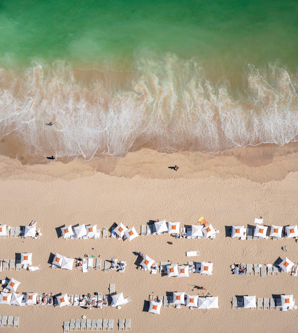 'Endless Summer', Gurney's Resort and Spa, Montauk, NY