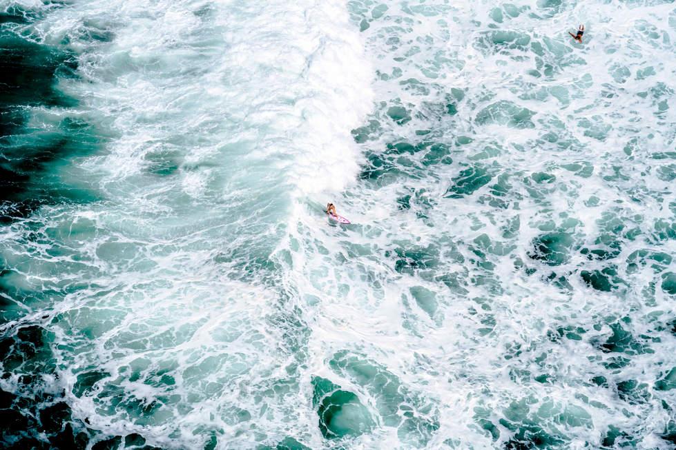 'Warriors on Water'