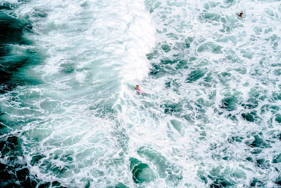 'Warriors on Water' - Banzai Pipeline- Oahu