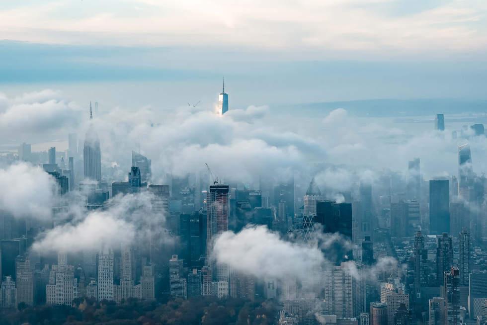 'Entering Gotham', NY, NY