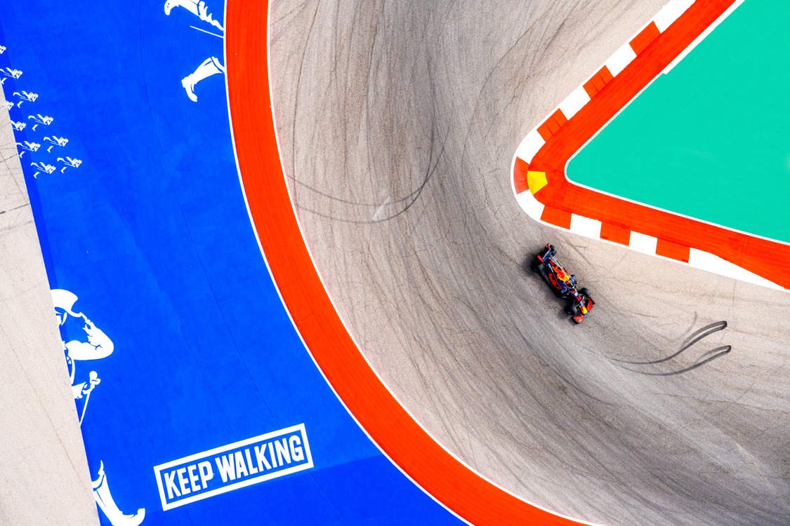 'Walker', Formula 1 USA Grandprix, Austin, Texas