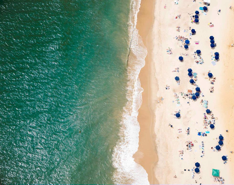 'Summer Dayz' at Wiborg Beach, East Hampton