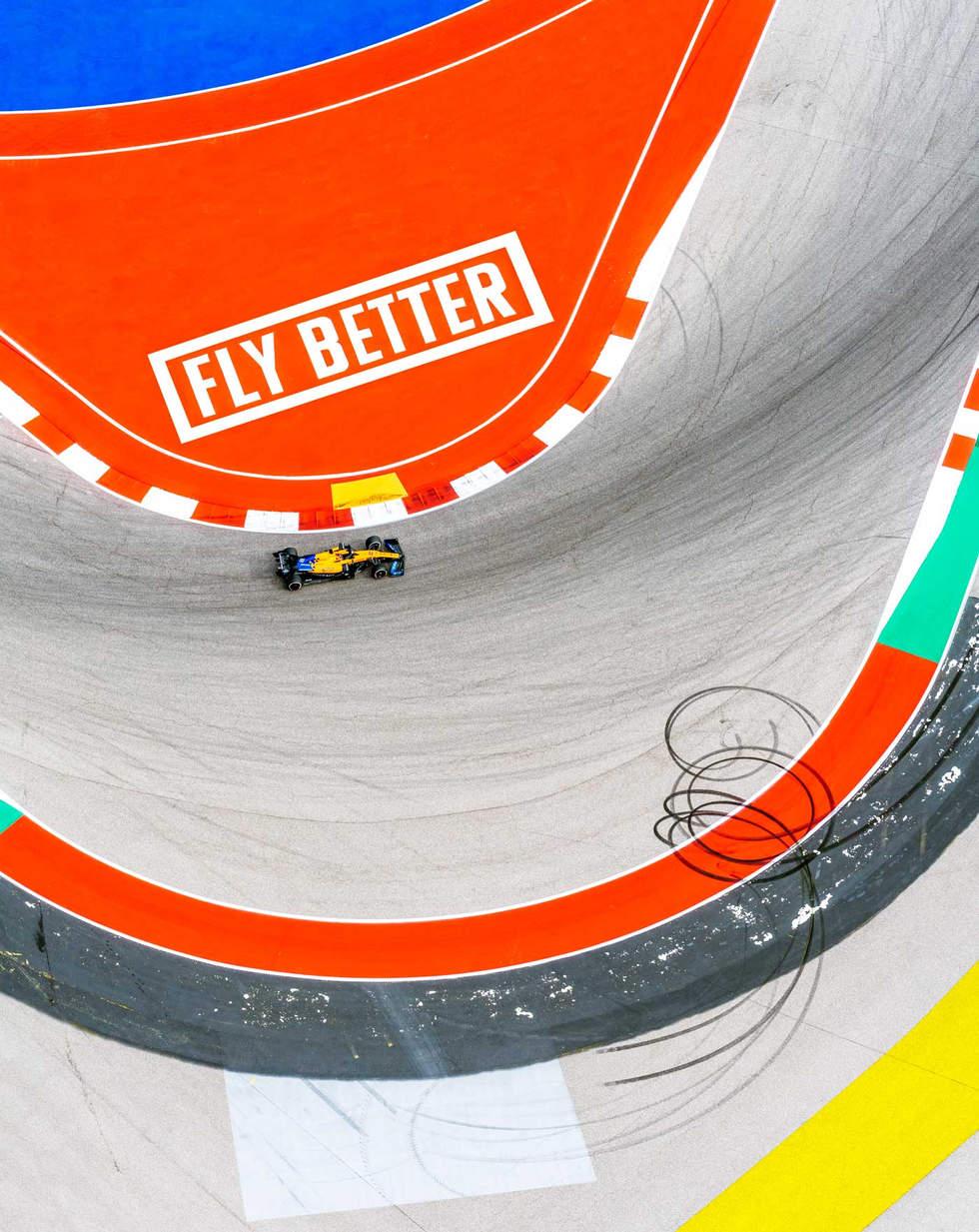 'Donuts', Formula 1, Circuit Of the Americas, Austin, Texas