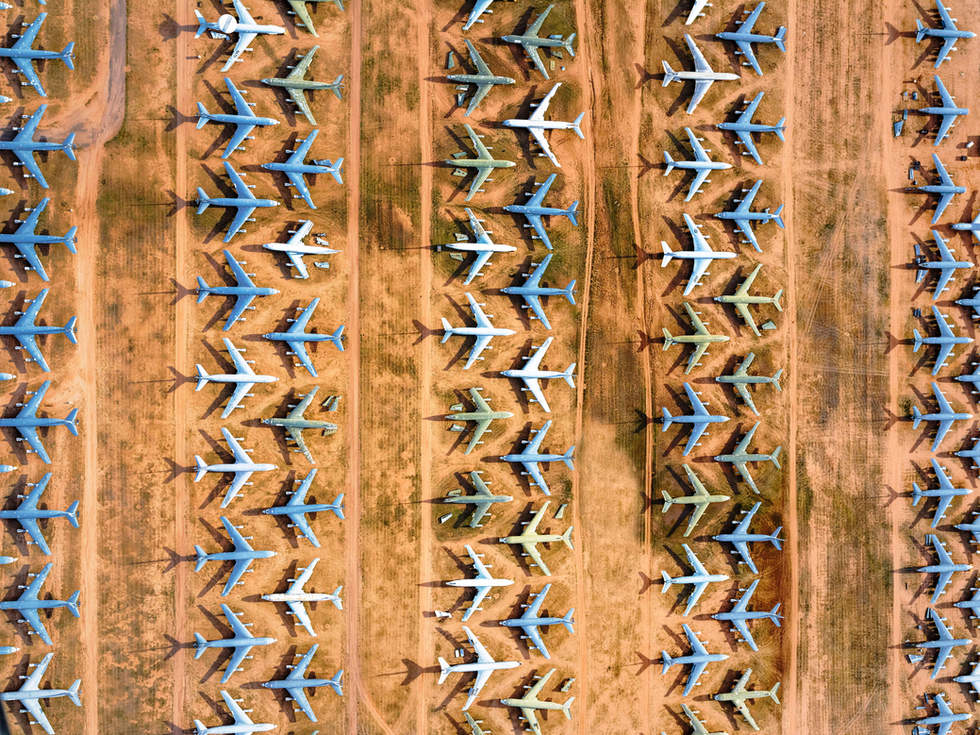 'Supersonic'- Davis-Monthan Airforce base, Tucson, Arizona