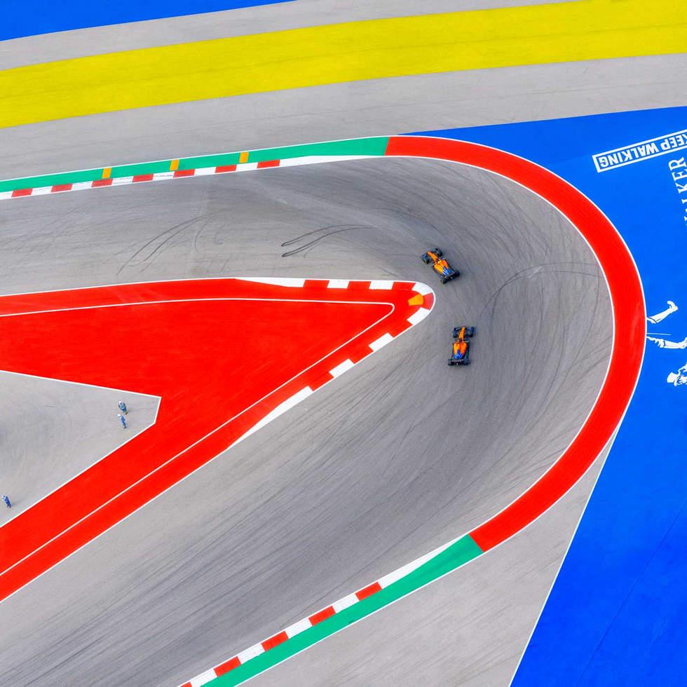 'Teams',  Formula 1, Circuit Of the Americas, Austin, Texas