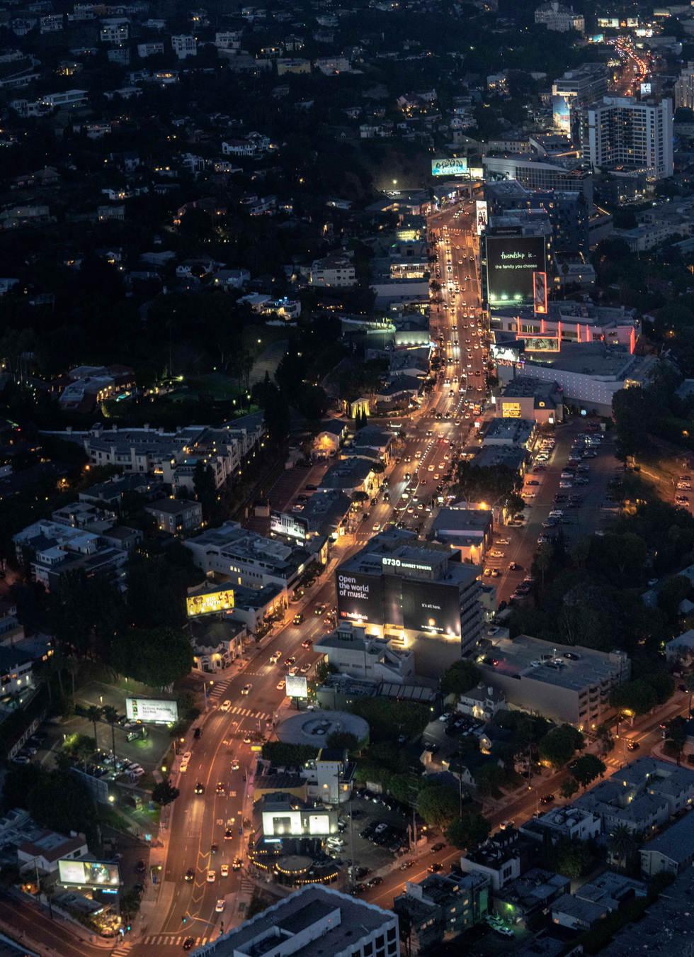 'Whiskey a Go-Go', Sunset Blvd, Los Angeles