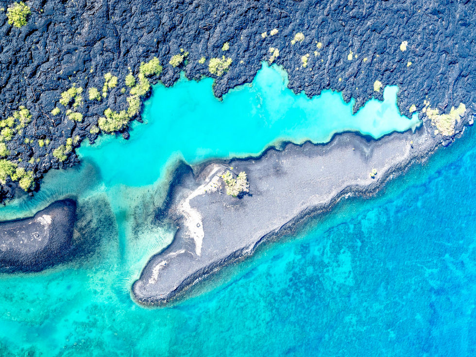 'Lagoon' - Kona, Hawaii